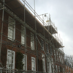 Scaffolding Hire Loughborough - KPM Scaffolding Ltd - Based In Leicestershire