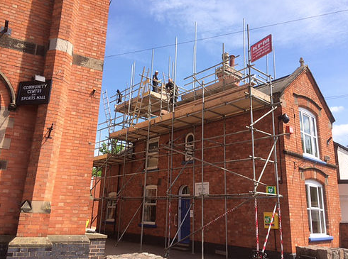Scaffolders Loughborough - KPM Scaffolding Ltd - Based In Loughborough