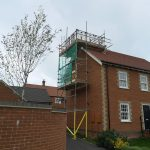 Scaffolding Hire Leicester - KPM Scaffolding Ltd